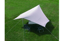 Sonnensegel Tarp 5 4x4.4 m